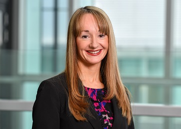 Helen Knowles, FCA, LLB, Audit Director