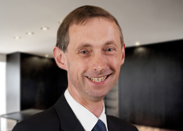 Ian Christie, Corporate Finance Managing Director <br> Transaction Services