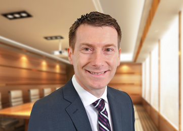 Paul Dawson, International Accounting Services Director