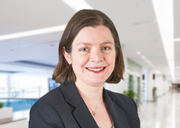 Fiona Raistrick, Financial Services Advisory Partner