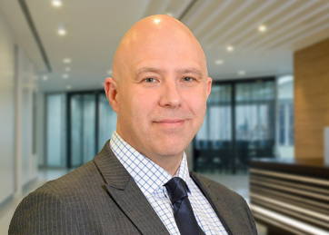 Mark Ellis, Indirect Taxes Partner