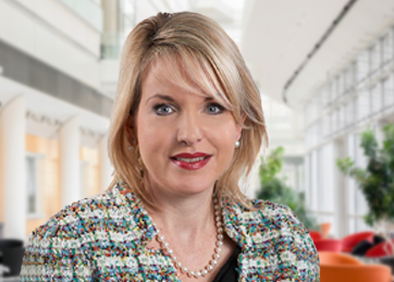 Leigh Treacy (nee Wormald), Head of Financial Services Advisory