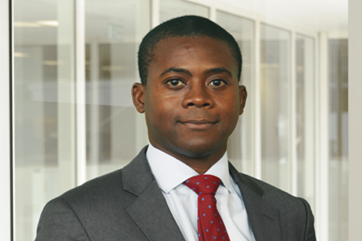 Oladipo Oye-Somefun, Corporate Finance Director <br> Transaction Services