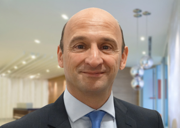 Tony Antonius, Audit Director