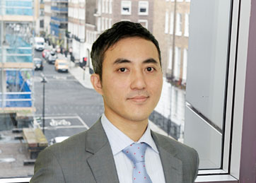 Marty Lau , Corporate Finance Partner