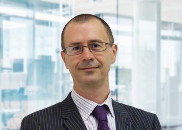 Andy Buchanan, Tax Director