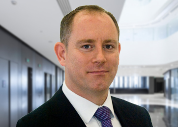 Richard Dalton, Tax Partner