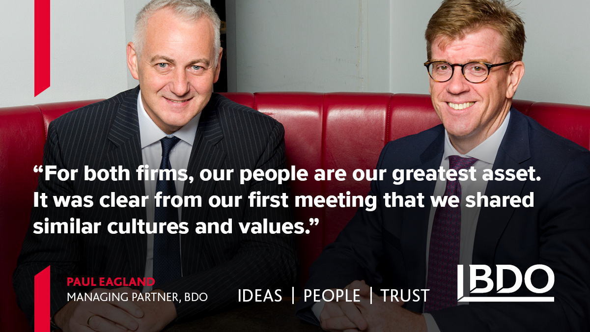 BDO and Moore Stephens in advanced merger discussions - BDO