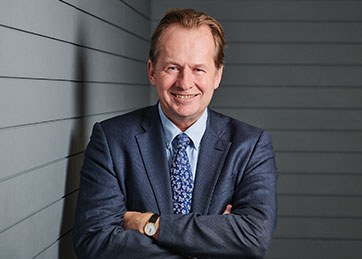 Simon Girling, Business Restructuring Partner