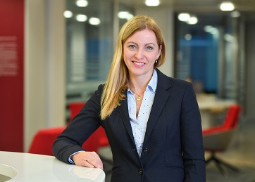 Lucy Sauvage, Tax Risk Director
