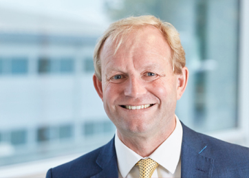 Peter Harrup, Partner